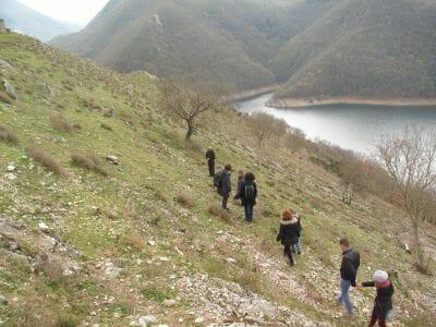 Pasqua Sul Lago Del Turano06