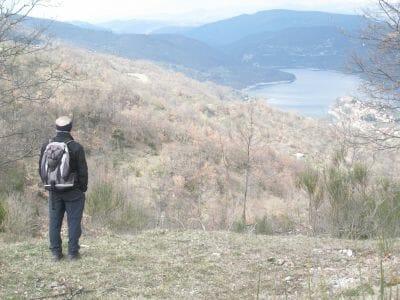Pasqua Sul Lago Del Turano21