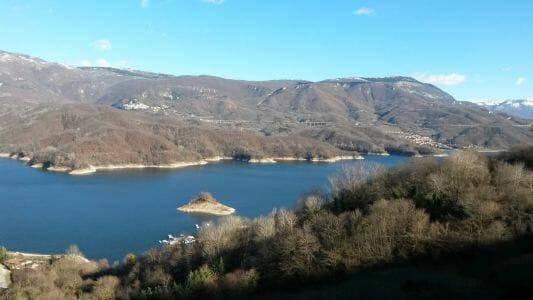 Pasqua Sul Lago Del Turano28