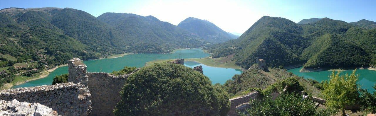 Escursioni valle del Turano