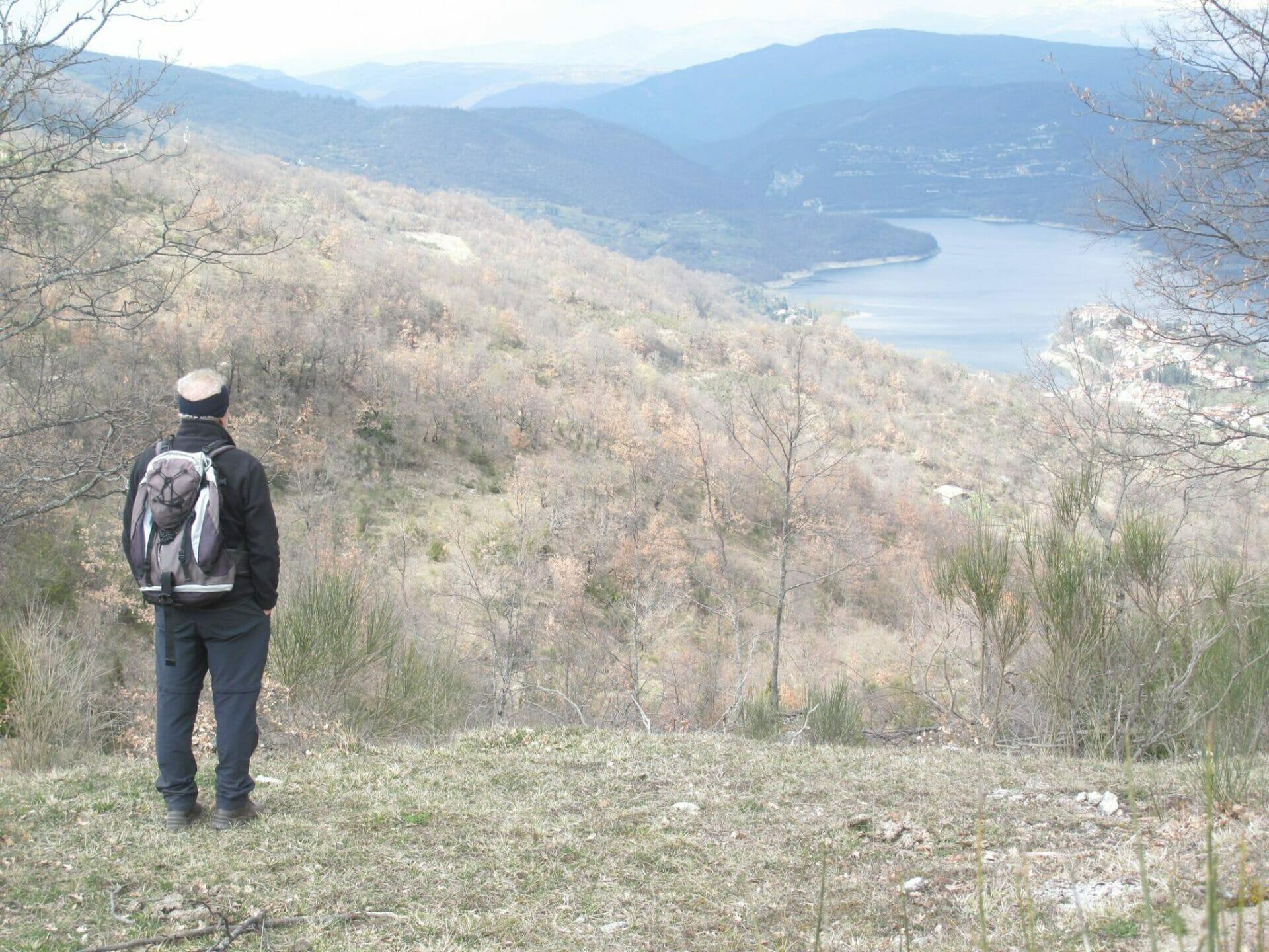 Galleria foto Pasqua ai laghi del Turano e Salto